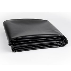 20oz Black/Black New Vinyl Tarp